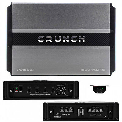 NEW 1500w Monoblock Car Subwoofer Amplifier.Power Speakers subs Amp.2Ohm.Bass.
