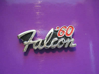 1960 - 1970  FORD  FALCON - hat pin , tie tac , lapel pin , hatpin GIFT BOXED