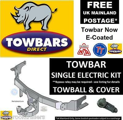 Towbar for Nissan Elgrand E50 1996 to 2001 Highway star bumper models Tow Bar