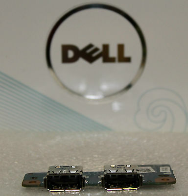 Genuine OEM Dell Inspiron Mini 1210 USB Port Board CN-0D124J D124J