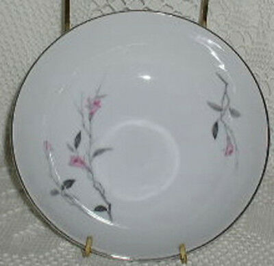 """Cherry Blossom Fine China Japan Soup Cereal bowl Bowls 6-3/8"""""""