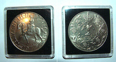 Great Britain/UK 1977 - The Royal Silver Jubilee Commemorative Crown (UNC)