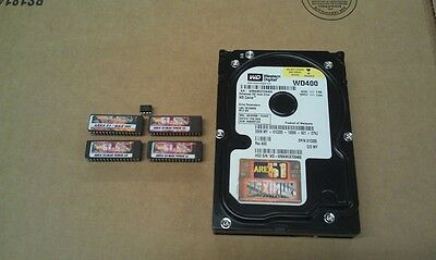 AREA 51 MAXIMUM FORCE HARD DRIVE ***FULL WARRANTY***