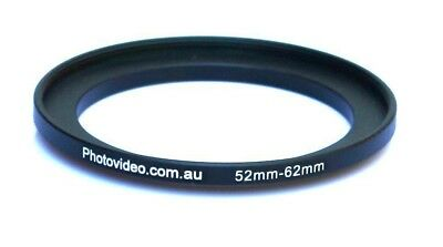 Step Up Ring 52-62mm  52mm 62mm - NEW