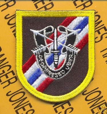 46th Special Forces Airborne Thailand DUI flash patch