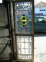 ~ Great Antique American Stained Glass Windows Jewels~