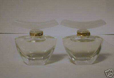2 NEW Estee Lauder Dazzling Gold Pure Perfume Parfum mini Great for traveling
