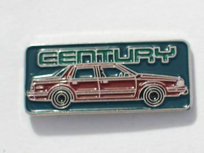 Buick Century Automobile Auto Vintage Pin Badge Tie Tack