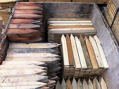 Hardwood Timber Pegs 50x25 300mm 450mm 600mm lengths available Peg Stake