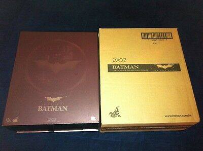 Hot Toys Batman The Dark Knight Dx02 Sonar Dx 02 Immacolato !!!