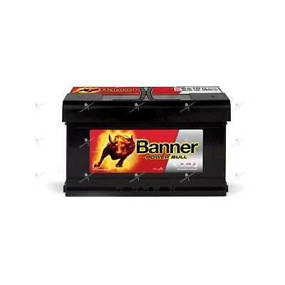 Batterie voiture Banner Power Bull P8014 12v 80ah 700A 315x175x175mm