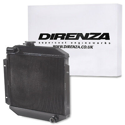 Direnza Alloy 42Mm Engine Radiator For Land Rover Discovery Td5 2.5 4Wd Diesel