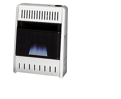 HEATER / STOVE Propane & Natural Gas Fired - Vent Free - Incl Thermo  10,000 BTU