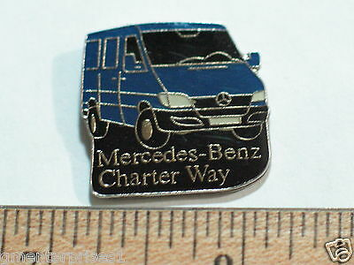 Mercedes - Benz Sprinter Charter Way Pin Badge Lapel Pin  Badge (M11)