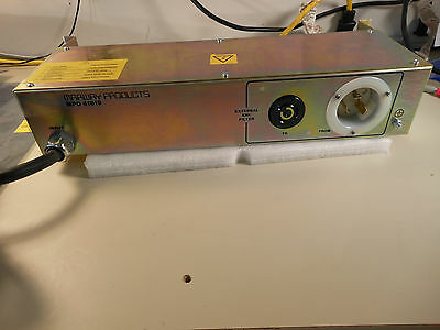 Marway Products Mpd-41819  Ac Power Distribution Unit 125V 12A