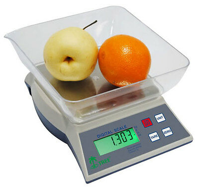 Tree KMR-6000 Digital Kitchen Food Culinary Scale 6000g x 1g AC Adapter