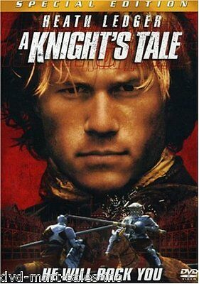 A Knight's Tale (DVD, 2001, Widescreen, Special Edition)  Brand New