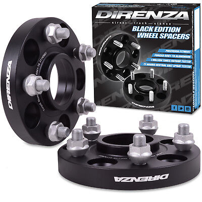 DIRENZA FORGED 20mm M12x1.25 WHEEL SPACERS FOR NISSAN 350Z GTR SKYLINE XTRAIL