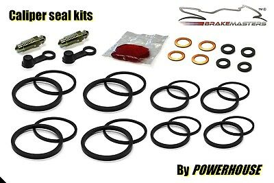 Yamaha TZR 250 TZR250 2MA 2XW 3MA 3XV 27mm / 34mm front brake caliper seal kit