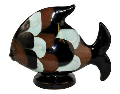 Herman Kahler Danish Pottery Fish