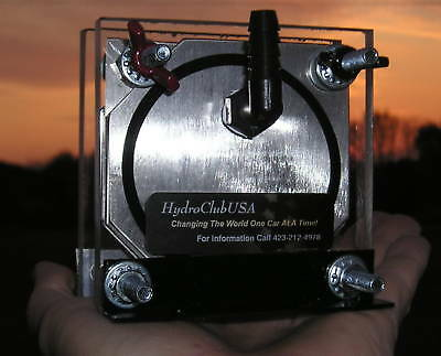 HHO DRY CELL KIT HYDROGEN GENERATOR FUEL GAS MPG EFIE MAP MAF ELECTRONICS SAVER