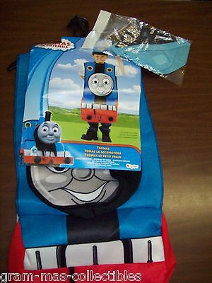 Halloween Costume Boys Thomas The Train Size 4 And Up Includes Suit And Hat
