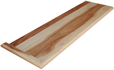 Hickory Wood Stair Tread