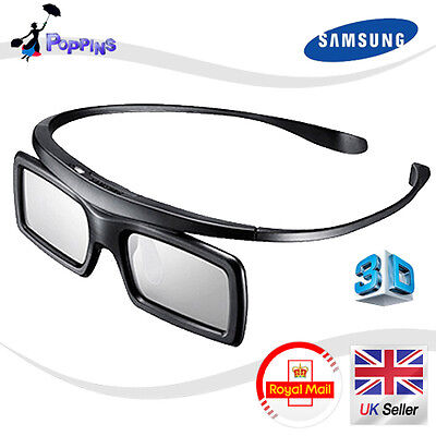 New Genuine Samsung Ultra-lightweight 3D Active Glasses SSG-3050GB