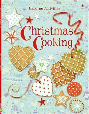 Christmas Cooking by Rebecca Gilpin (English) Paperback Book Free Shipping!