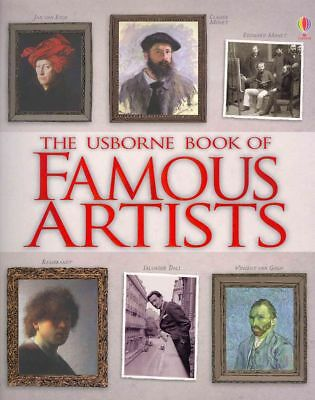 Famous Artists by Mark Beech Paperback Book (English)