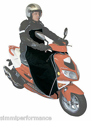 SCOOTER APRON - CHASER - Winter Leg Warmer Bib Protective Knee Blanket Cover