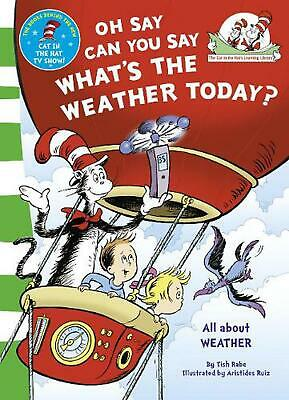 Oh Say Can You Say What's The Weather Today by Tish Rabe (English) Paperback Boo
