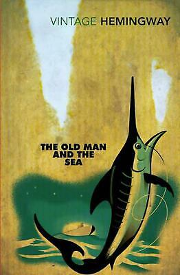 The Old Man and the Sea by Ernest Hemingway Paperback Book Free Shipping!