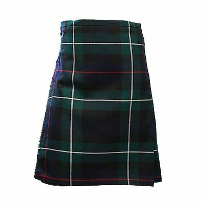 Boys' Kilt - Available In 5 Genuine Scottish Tartans - Sizes To Fit Ages 0-12!