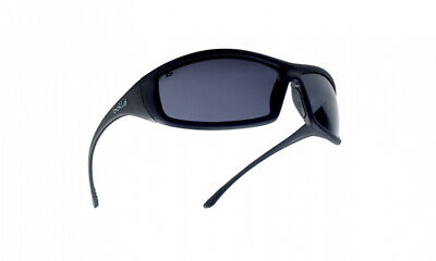 Bolle Solis SOLIPSF Safety Glasses - Smoke
