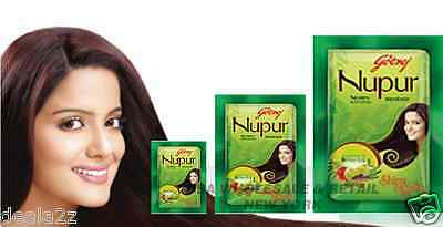 30g 60g 120g 400g Nupur Henna Hair Color Conditioning 100 Natural