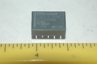 Aromat Tq2E-L-24V Dpdt 24Vdc Latch Dip Relay New Quantity Of 1