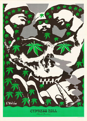 Poster :music : Cypress Hill - Black Sunday  - Free Shipping !  Lc18 N