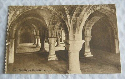 Maredret – Abbaye – Crypte