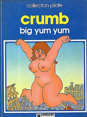 Collection pilote 26 - Crumb Big yum yum, ed. FRANCESE