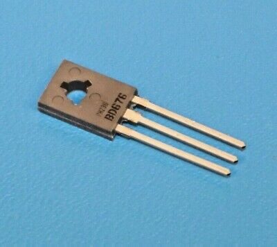 Philips Bd676 3-Pin To-126 Darlington Transistor Pnp -45V New Qty-50