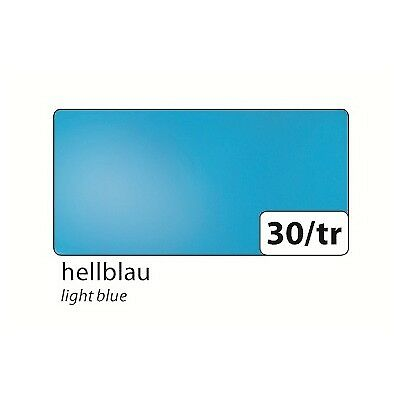 (5,49€/100ml) Folia Funny Color Flasche, transparent, hellblau (80 ml)