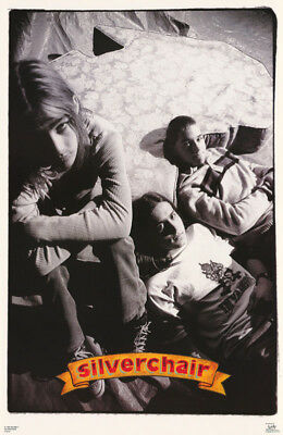 Poster: Music:  Silverchair - All 3 Posed  -   Free Shipping !  #6519    Rc3 K