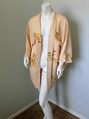 Brand New Japanese Women's Floral Kimono Haori Jacket NEW