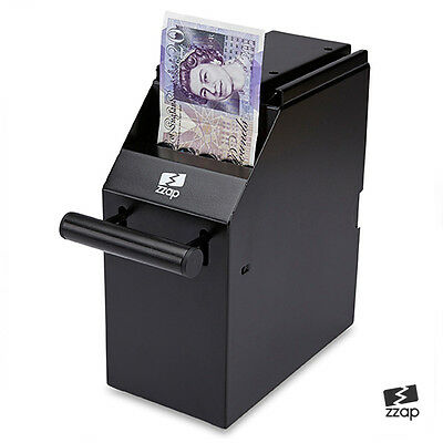 Under Counter Cash Cache Bank Note Notes Money Pos Point Of Sale Safe Box
