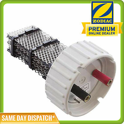 Zodiac Clearwater C200 Chlorinator Replacement Cell Genuine Electrode. Free P&h