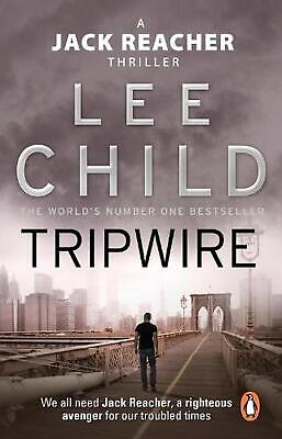 Tripwire: (Jack Reacher 3) by Lee Child (English) Paperback Book Free Shipping!