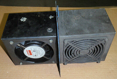 Vortec Heat Exchanger 1115 _ 115 Volts .5 Amps _ 105 CFM AC Axial Fan 4WT47