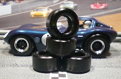 """XPG"" 1/32 URETHANE SLOT CAR TIRES 2pr PGT-24125XXD fit CARRERA BTM Cheetah"