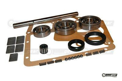 Car Gearboxes & Gearbox Parts MGA MGB MGC 3 Synchro Non Overdrive Gearbox 4 Hole Bearing Rebuild Kit